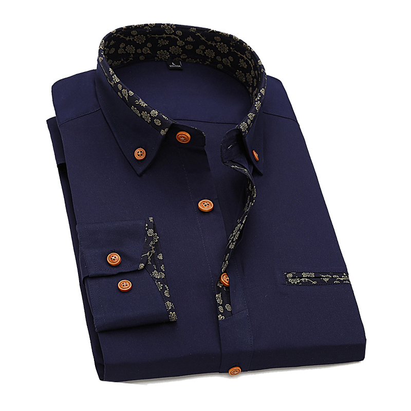 Compare Prices on Floral Print Mens Shirts- Online Shopping/Buy ...