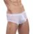 Bragas masculinas de viscosa tronco delgado de moda atractiva del verano más el tamaño del tronco hombre sexy boxeador transparente ropa grandes bolsa