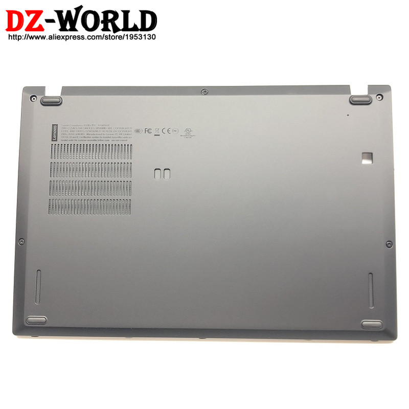 New Original for Lenovo ThinkPad X280 Bottom Case Base Cover D Cover 01YN054 SM10Q99133