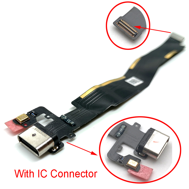 Original OEM For OnePlus3 For OnePlus 3 A3000 / 3T Micro USB Charging Port Dock Connector Flex Cable Ribbon Replacement Parts