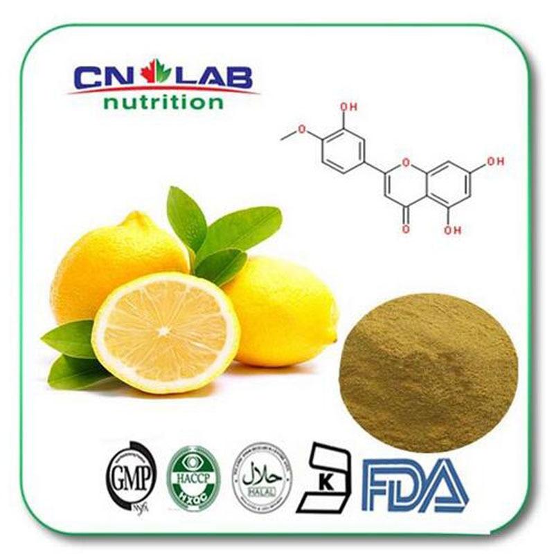 Citrus Aurantium Extract Pure Hesperidin Powder 1kg/bag free shipping hot sale. 300counts x agaricus bisporus extract 30% polysaccharide powder 500mg free shipping