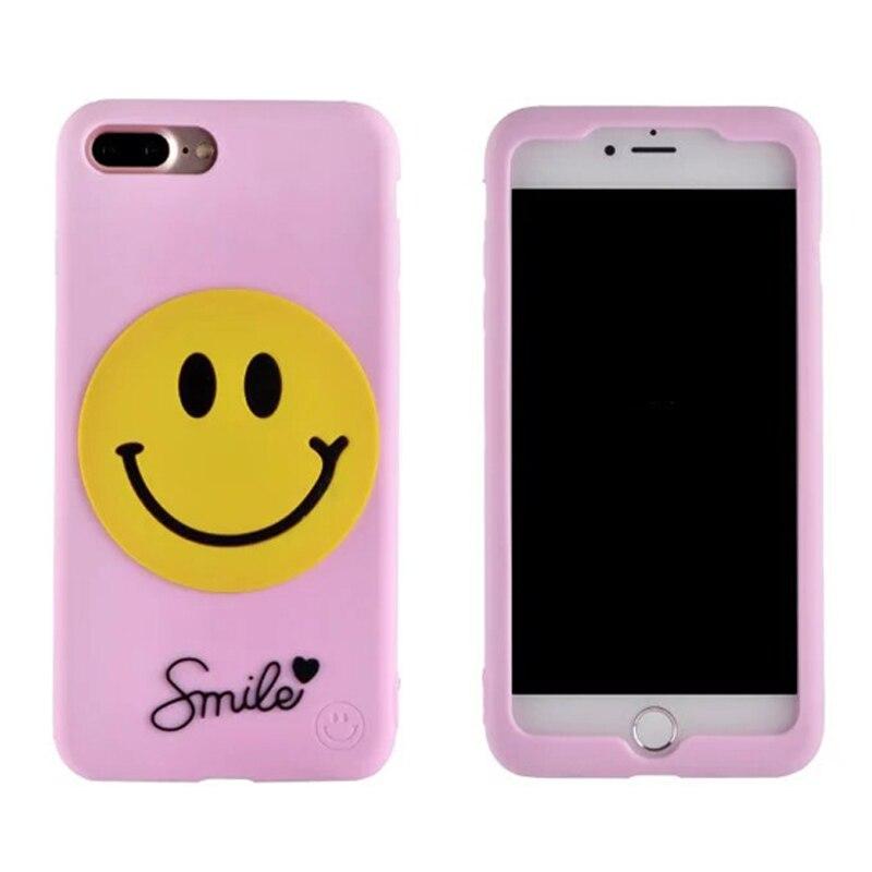 coque iphone 7 emoji 3d
