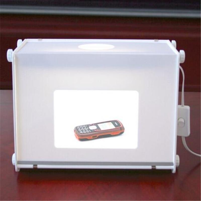 SANOTO Mini Photo Studio Kit MK30 110V 220V Professional Portable Photo Studio Light Box Photography Box
