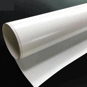 Image 4 - Painel solar branco do pv da largura de allmejores 0.3mm da espessura 680mm backsheet, folha traseira de tpt para o painel solar laminado 6 metros/lote