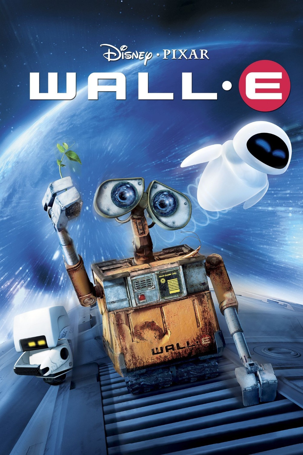 free shipping,wall.e movie,poster hd home wall decor custom art