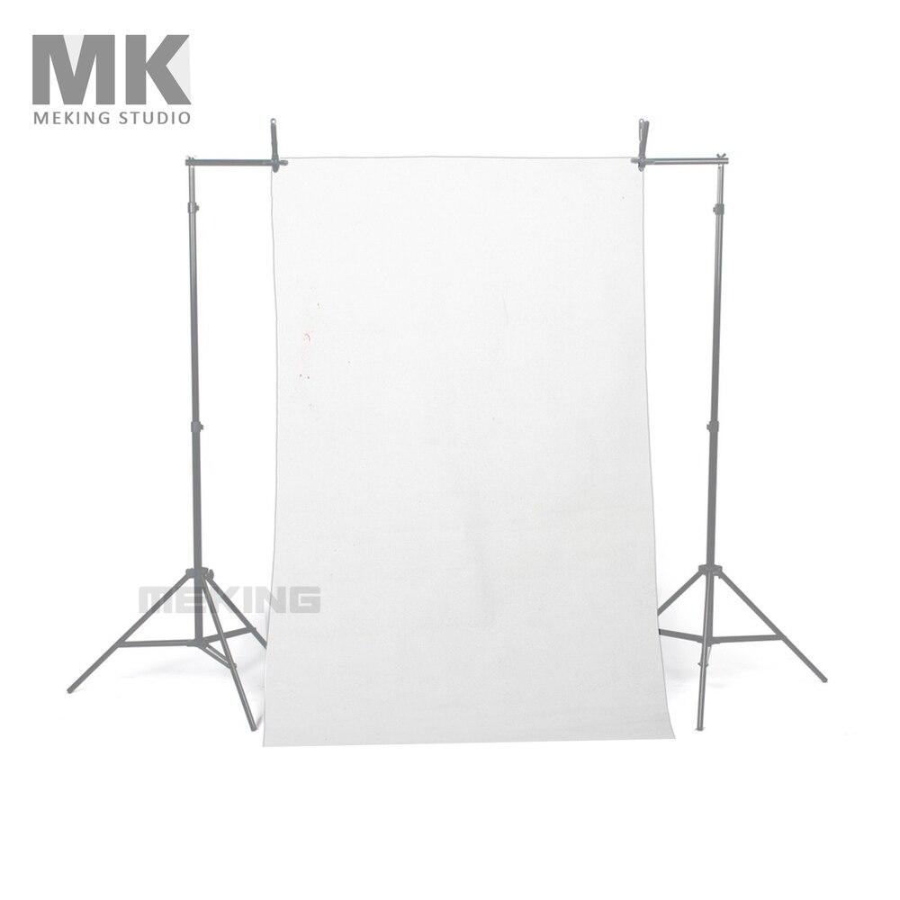 bilder für NEUE 10 * 20ft/3*6 Mt Solide Weiß Nahtlose Muslin Fotografie Hintergrund tuch fotostudio zubehör