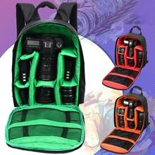 Waterproof SLR Backpack Digital Camera Bag Outdoor Multi-function Shockproof for Nikon Canon Lens