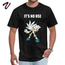 Men T Shirts Its No Use Funny Shirt Tiger O Neck Short Twin Peaks Street Tops Tees Summer/Autumn Wholesale