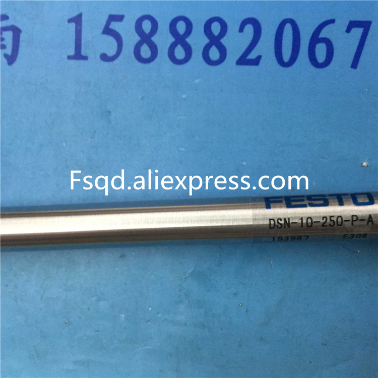 DSN-10-250-P-A FESTO Thin cylinder air cylinder pneumatic component air tool series advul 16 20 p a festo thin type cylinder with air cushion air cylinder pneumatic component air tools