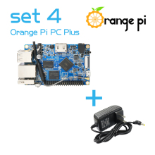 Orange Pi PC Plus SET4 : Orange Pi PC Plus+ Power Supply Run Android 4.4 Ubuntu(China)