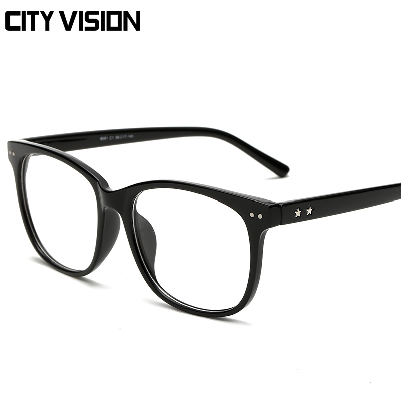 eyeglasses frame fashion multicolor spectacles clear lens new women eyewear original brand square glasses anti uv