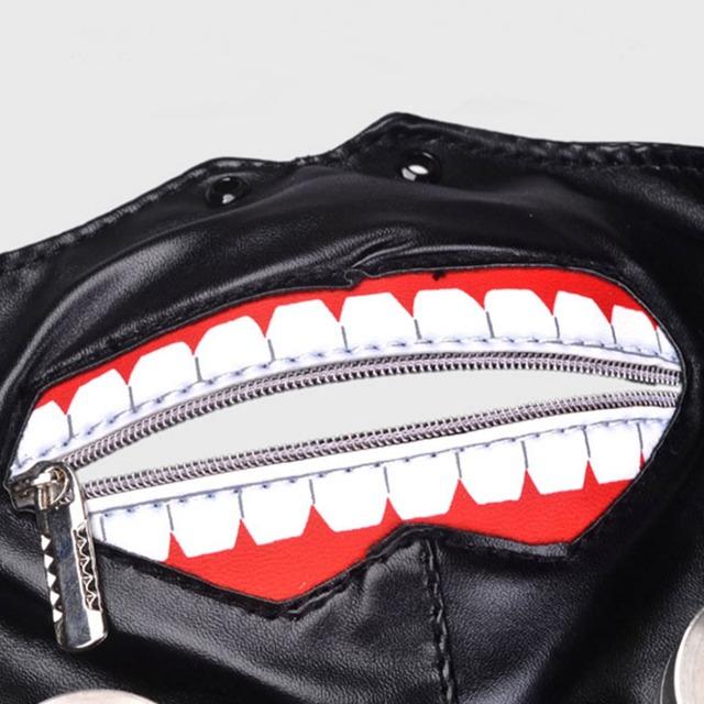 Tokyo Ghoul Adjustable Leather Mask