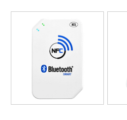 ACR1255U-J1 Secure Bluetooth contactless RFID Reader 13.56 MHz contactless card reader yongkaida 13 56mhz acr1255u j1 iso18092 nfcip 1 compliant with bluetooth usb nfc card reader writer