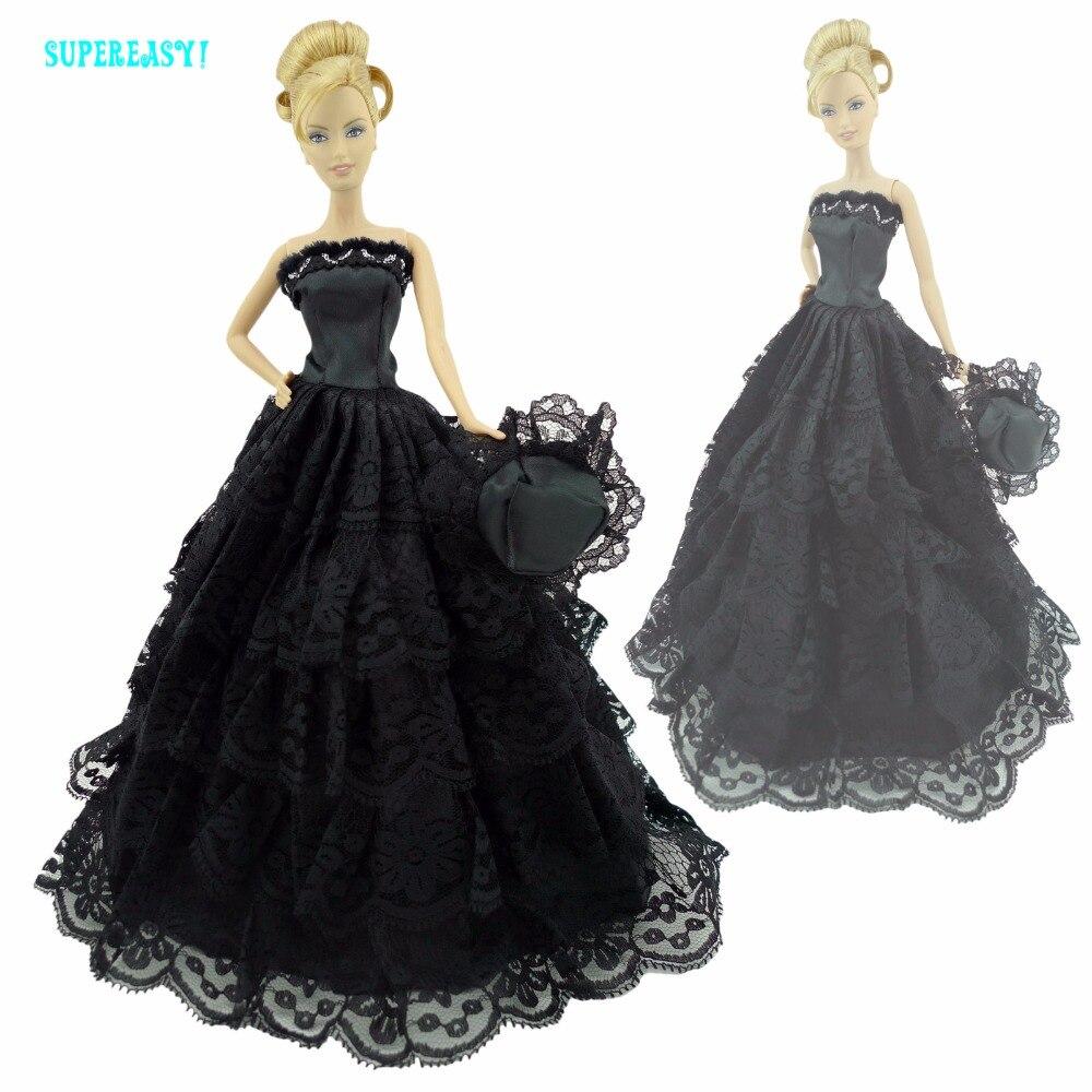 Платья барби 12
