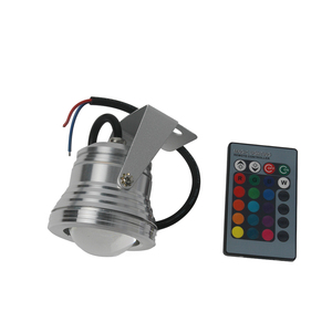 Image 3 - مصباح صيد القوارب لليخوت البحرية 12 فولت 24 فولت مصباح بركة السباحة LED RGB مع جهاز التحكم عن بعد IP65