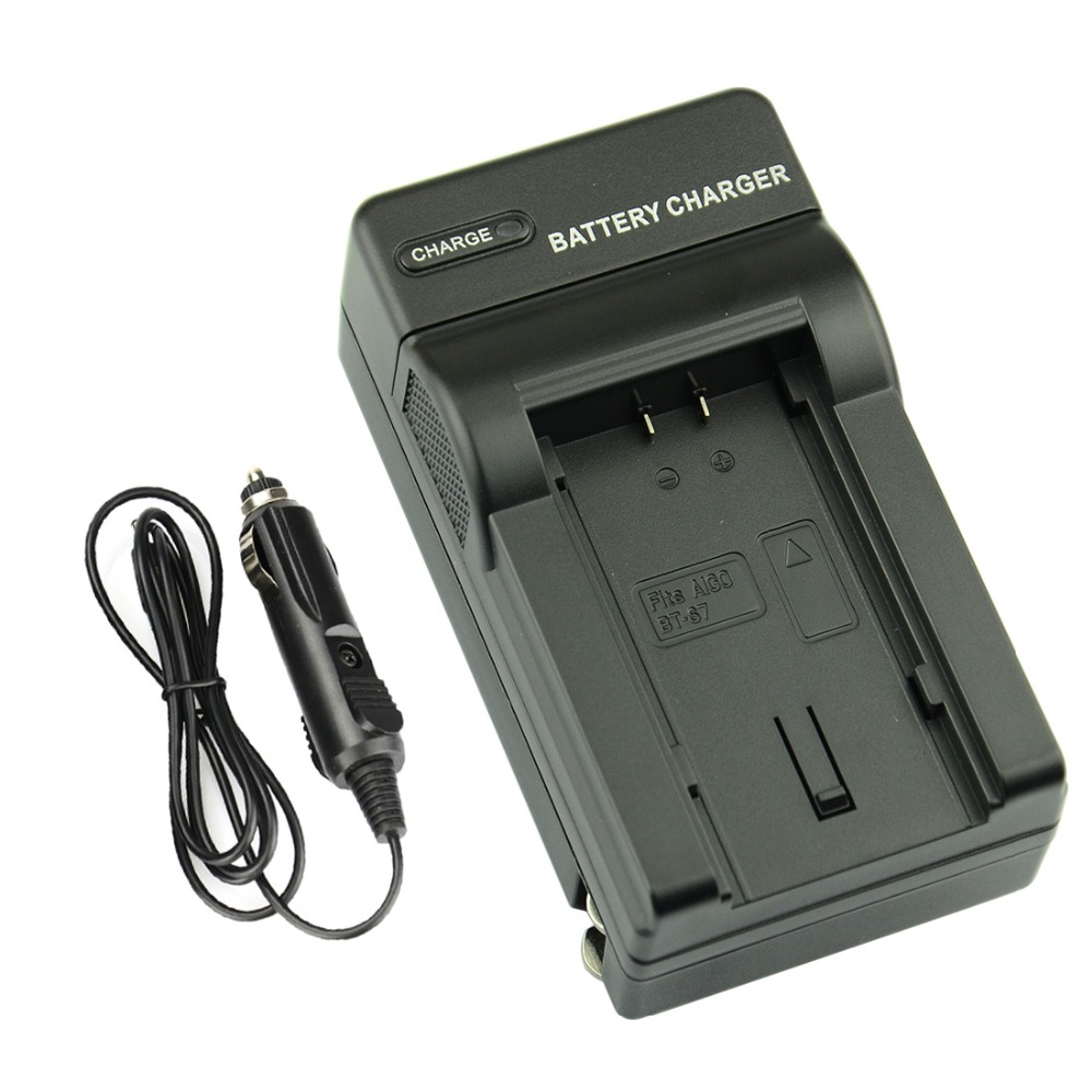 DSTE DC140 Wall Charger for AIGO BT-S7 Li-ion Battery Aigo S7 Camera