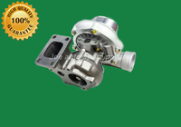 GT35 GT3582 T3 a/r 0.70 anti-surge a/r. oil & water 63 5 parafuso turbo Turbocharger