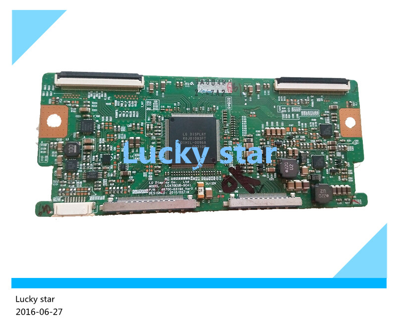 100% tested good working High-quality for original LC420EUD-SCA2 LC470EUD-SCA1 6870C-0319A logic board 98% new 100% tested good working high quality for original led50k20jd v390hj1 ce3 hd500df b01 s0 logic board 98% new