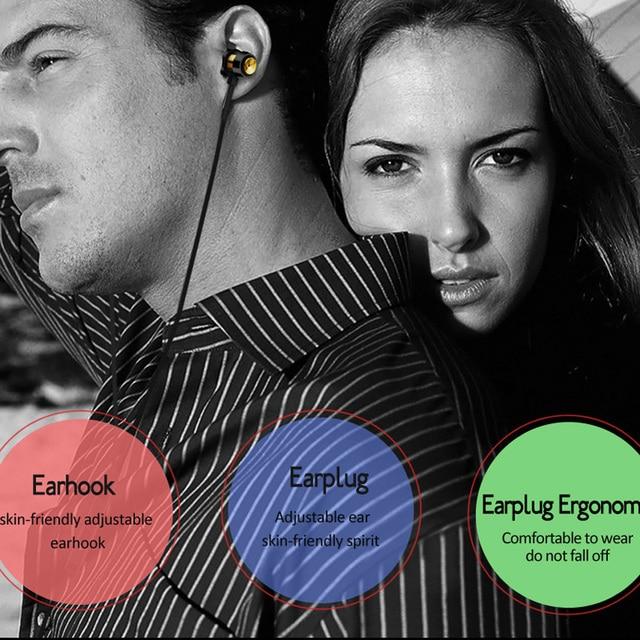 Ear Phones NKOBEE M7 In-Ear Earphone For Phone Earbuds Sport Earphone Headset Earphones For iPhone Samsung S8 Plus Casque Audio