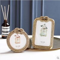 Home Decorations bedroom Northern Europe 6 inch photo frame Swing table Bedside table TV cabinet Ornaments Picture frame