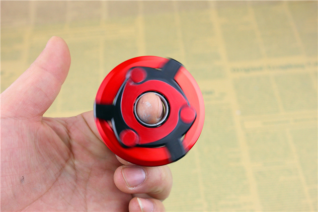 Naruto's Kunai Shuriken cosplay rotating toy weapon