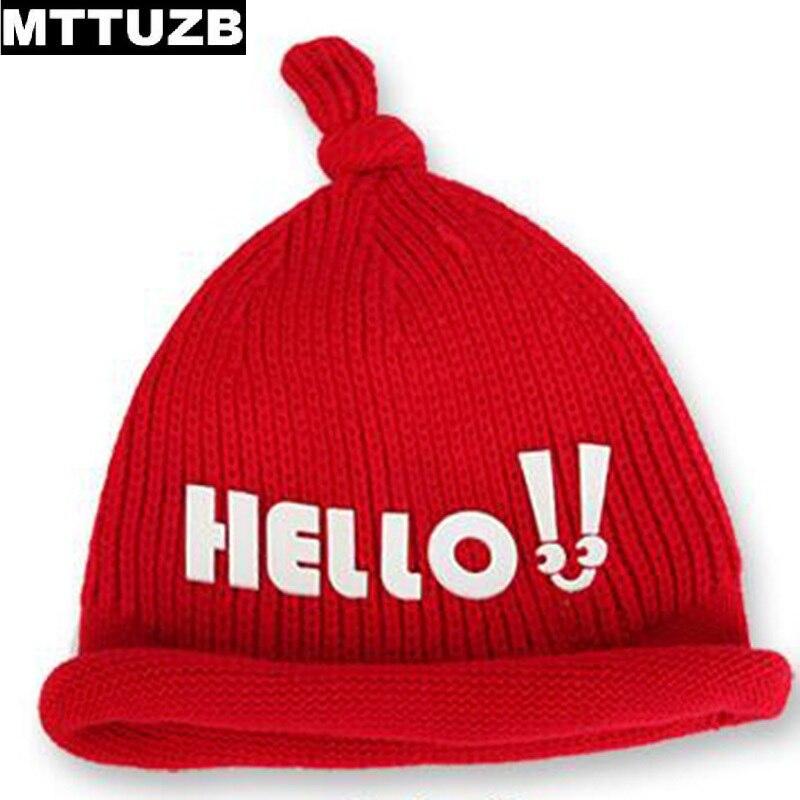 Mttuzb nuevo estilo coreano de los niños Hola sombrero niños niñas ...