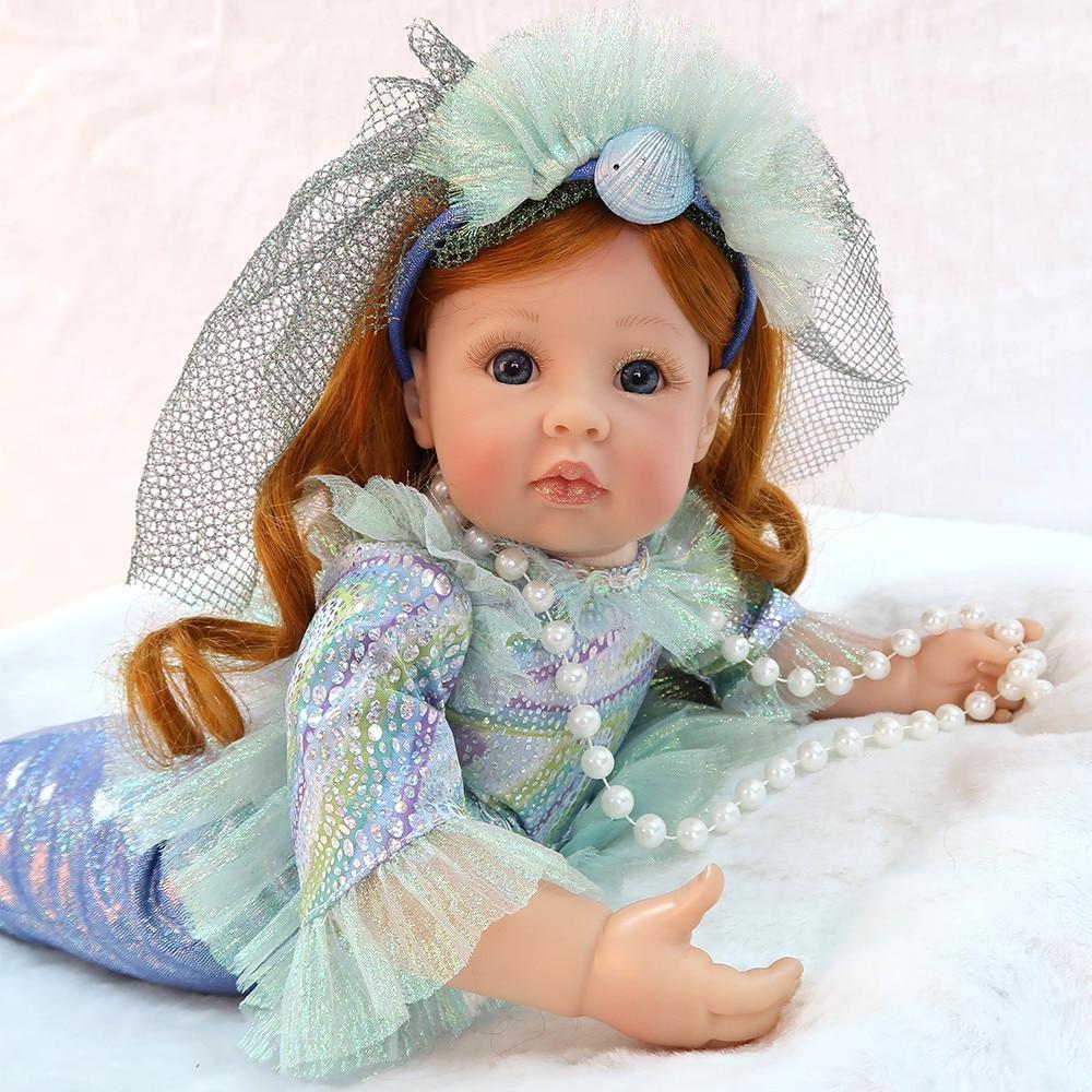 Petite sirène princesse poupée 24