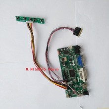 Kit For LP156WF1(TL)(B2) DVI Panel Audio card DIY Screen Monitor LED LCD Controller board HDMI VGA 40pin LVDS 1920X1080 15.6″