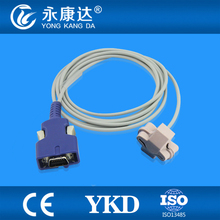 Mediana YM 6000 Pediatric   Soft Tip  spo2 sensor, oximax 14pins
