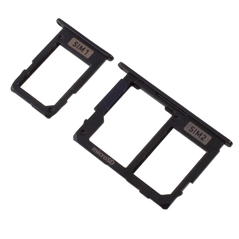 Samsung J5 Sd Karte.Us 1 4 1 Set For Samsung Galaxy J5 2017 J530 J7 2017 J730 Sim1 Sim2 Sim Micro Sd Sim Card Micro Sd Tray Holder Slot Adapter In Mobile
