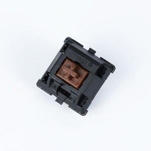 Image 5 - Interruptor de teclado mecánico Cherry Original, color marrón, azul, rojo y negro, interruptor Mx de 3 pines
