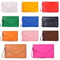 Hot Sale Women Envelope Clutch Bag Briefcase PU Leather Envelope Shoulder Crossbody Bag Vintage Small Clutch Bag E2shopp
