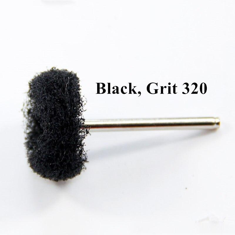 25 sztuk Mini wiertło ścierne nylonowe szczotki polerowanie tarcz - Narzędzia ścierne - Zdjęcie 3