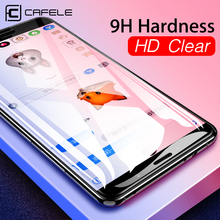 Cafele Tempered Glass Screen Protector for Xiaomi MI6 Mi Six 9H Hardness Bubble Free Protective Film 6