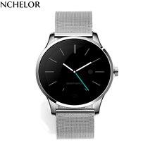 Original K88H font b Smart b font Watch Track Wristwatch MTK2502 Bluetooth Smartwatch Heart Rate Monitor