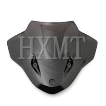 Para brisas pretos para bmw, bolhas duplas para modelos bmw s1000r s 1000r 1000 r 2014 215 2016 15 16