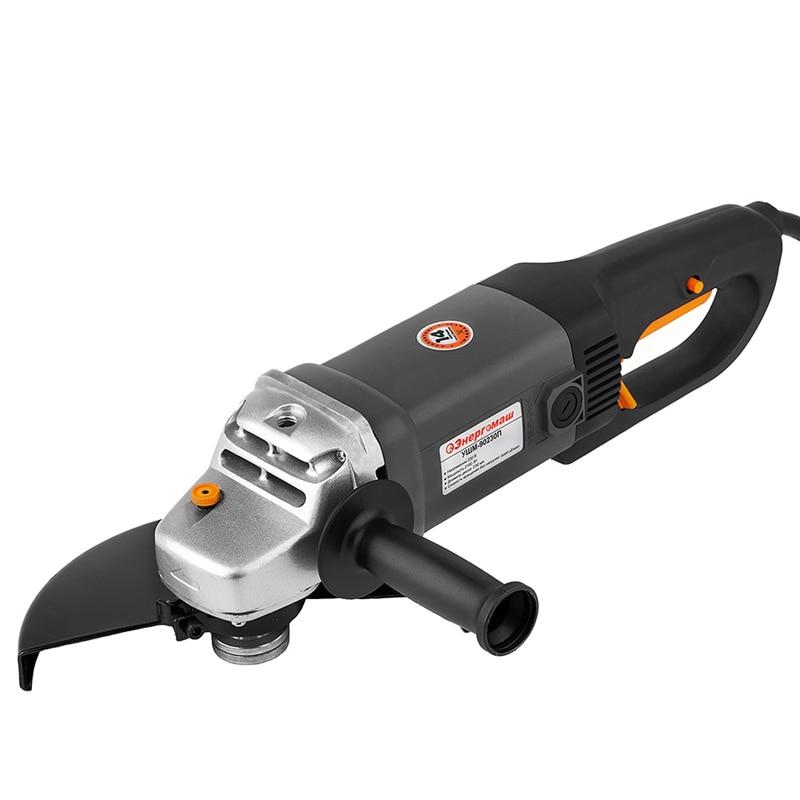 Angle grinder Energomash USHM-90230P цена и фото