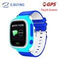 GPS Q90 Часы С Сенсорным Экраном WIFI Позиционирования Smart Watch Children SOS Вызова Расположение Finder Устройства Anti Потерянный Напоминание PK Q60 Q80