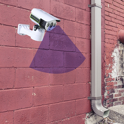 DC 12V uchwyt obrotowy kamery RS485 CCTV automatyczna kamera IP NVR Pan Tilt uchwyt aparatu