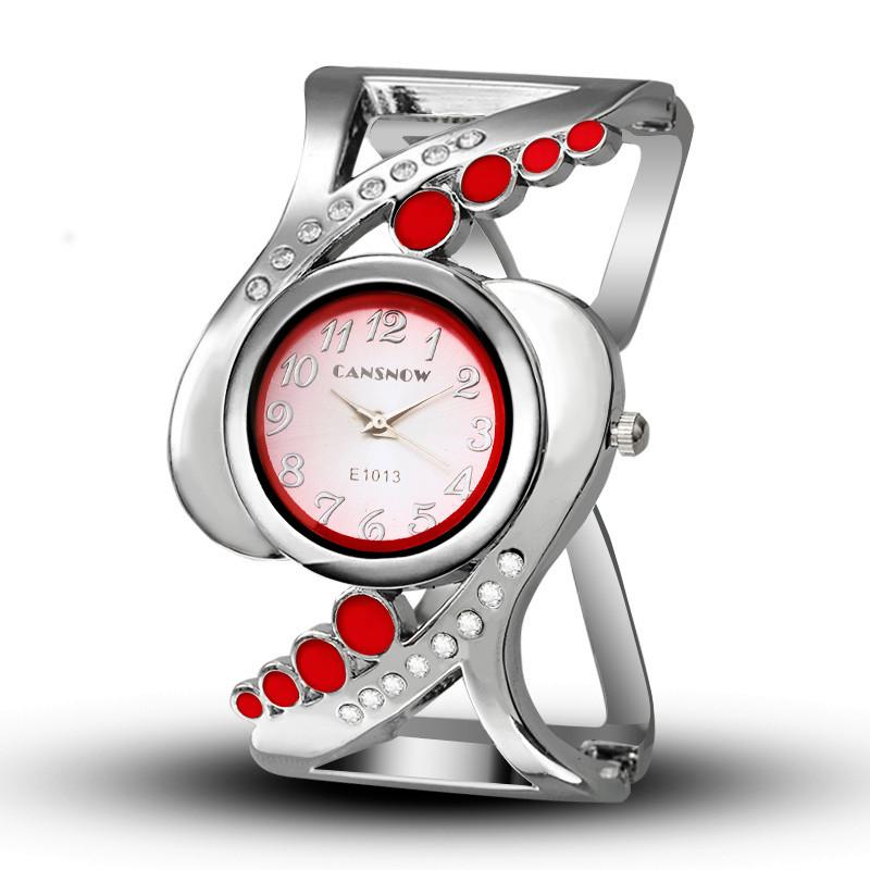 New design women bangle wristwatch quartz crystal luxury relojes rhinestone fashion female watches hot sale eleagnt mujer watch 13