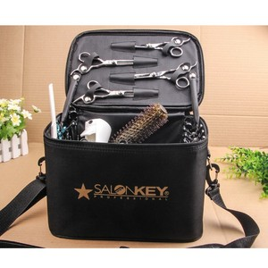 Image 5 - Professional Multifunction 2 Layers Hairdressing kit Bag Large Capacity Tools Case thickening waterproof scissors bag