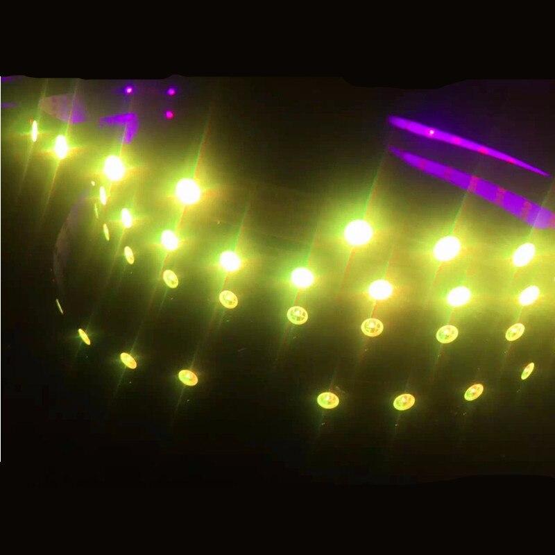 Ny 1m / 5m WS2813 Smart LED-pixelremsa, Svart / vit PCB, 30/60 LED / - LED-belysning - Foto 3