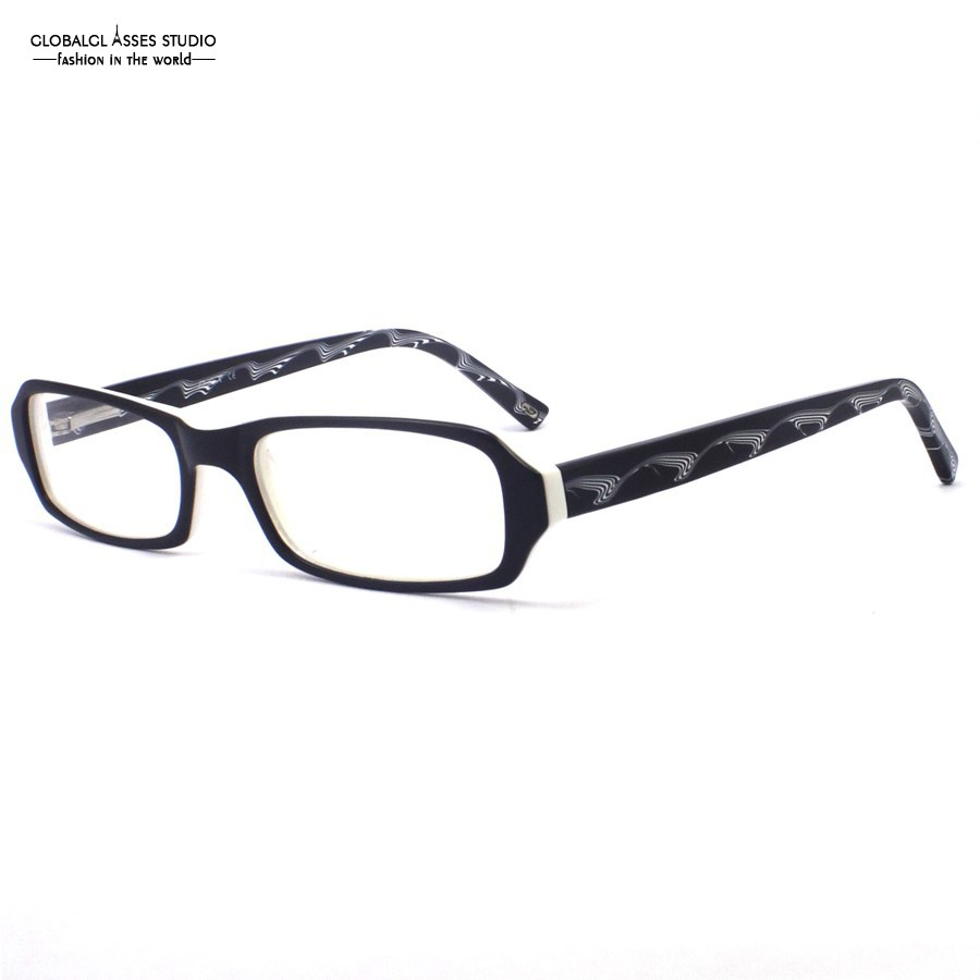 New Fashion Flexible Male/Female Black Outside White Inside with ...