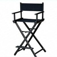 Director Chair Aluminum Lounge Folding Outdoor Canvas Beach Bar Office Makeup Chair Formal Dinning Chairs Dotomy