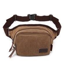 POSO power bank u disk Waist laptop adaptors Packs Fanny Pack Belt Bag Phone Pouch Bags Travel Waist Pack Male Small Waist Bag