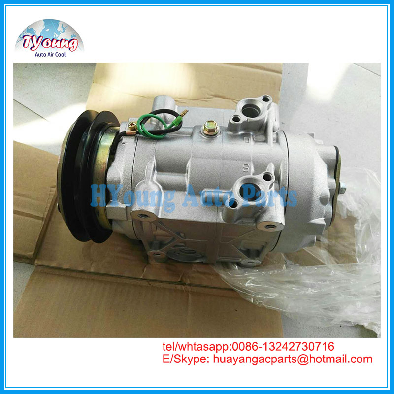 China manufacture Auto a/c compressor for Nissan Civilian bus air pump 24V 1B/ PV1 oem 506010-0700 92600-33T60 9260033T60China manufacture Auto a/c compressor for Nissan Civilian bus air pump 24V 1B/ PV1 oem 506010-0700 92600-33T60 9260033T60