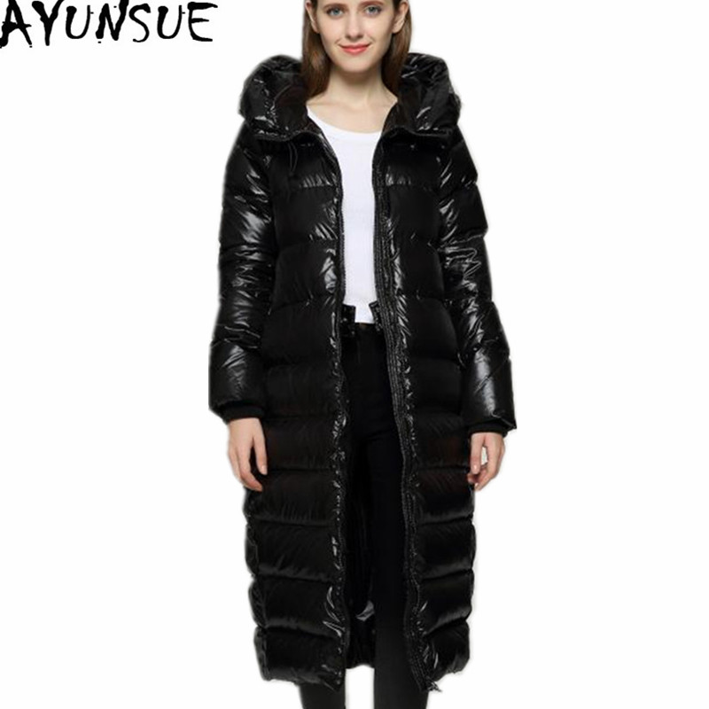 Online Get Cheap Long Black Winter Coat -Aliexpress.com | Alibaba ...