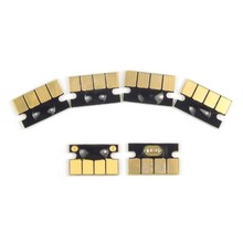 vilaxh 6Pcs Auto Reset Chip For HP 363 Cartridge Chips Compatible Photosmart 3110 3210 3310 8230 C5180 C5175 C5183 C6180