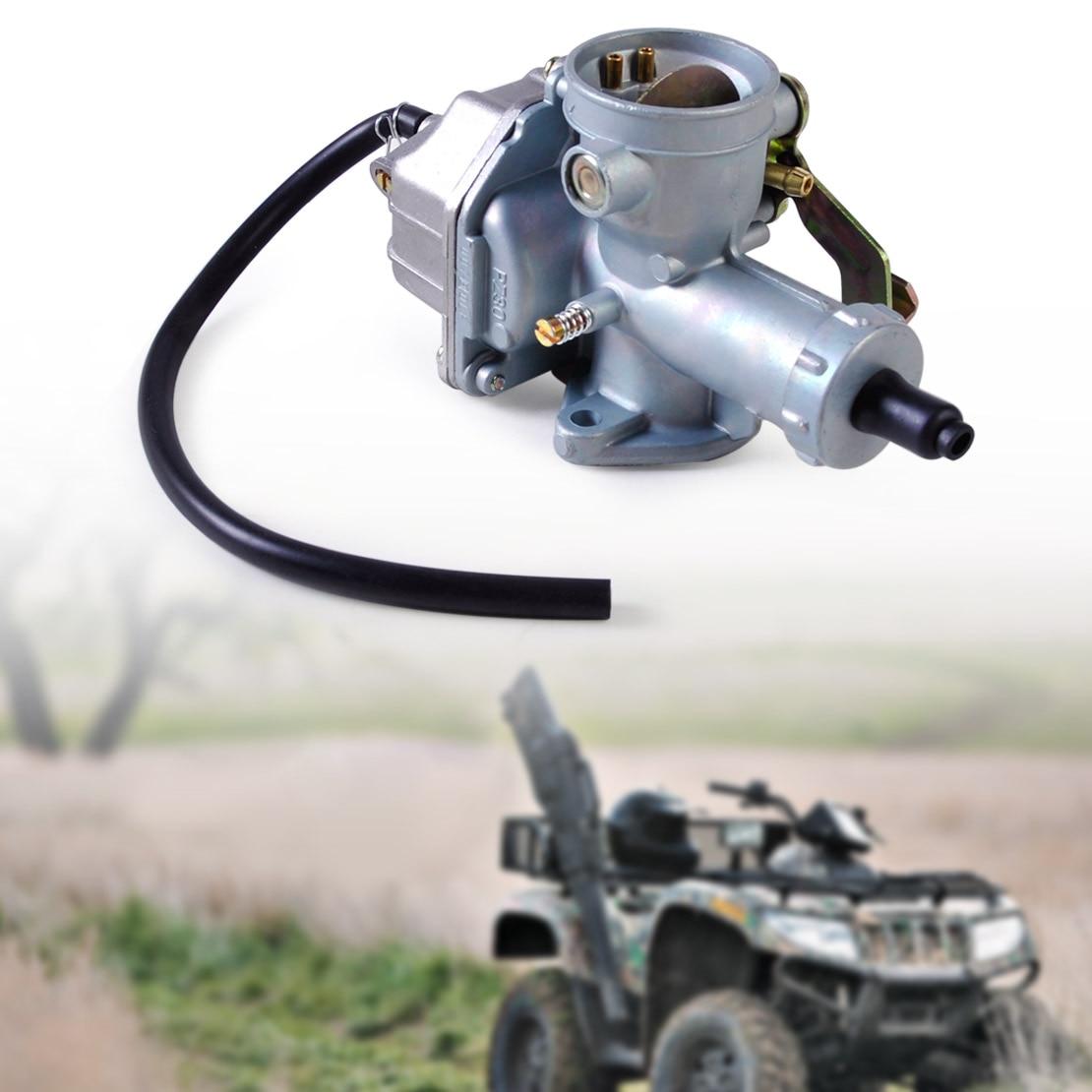DWCX Carburetor PZ30 Carb Cable Choke for 200cc 250cc ATV Quad 4 Wheeler Dirt Bike Pit Bike Dirt Bikes & Go Karts