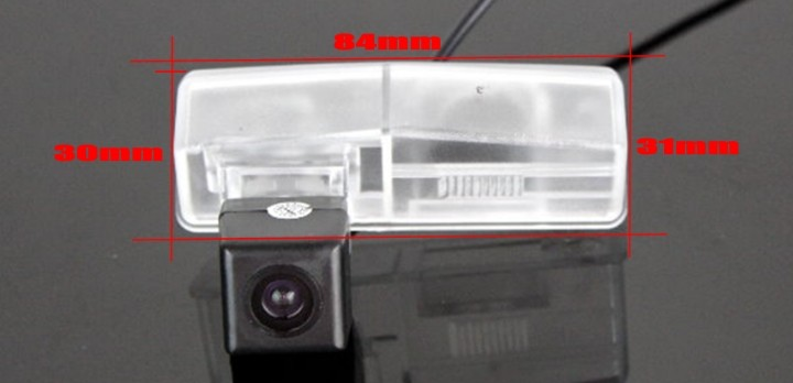 TOYOTA PRIUS 2009~2014 Rear Look View Camera. size